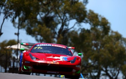 12 Ore di Bathurst: le qualifiche in casa Ferrari