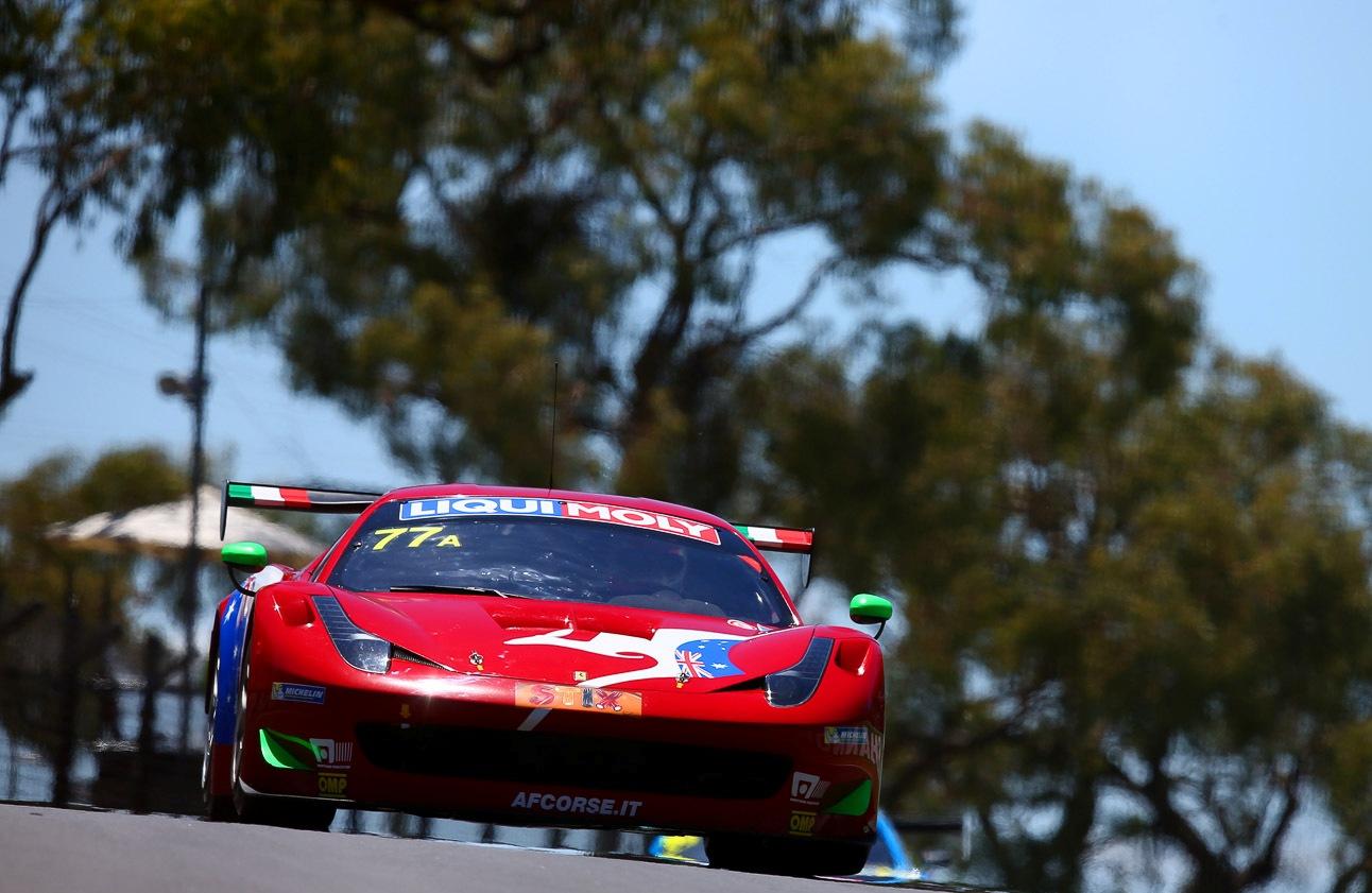 12 Ore di Bathurst: le qualifiche in casa Ferrari