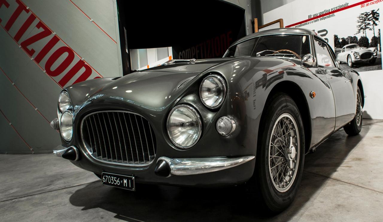 "Alfa Romeo e Fiat al ""Bremen Classic Motorshow"""
