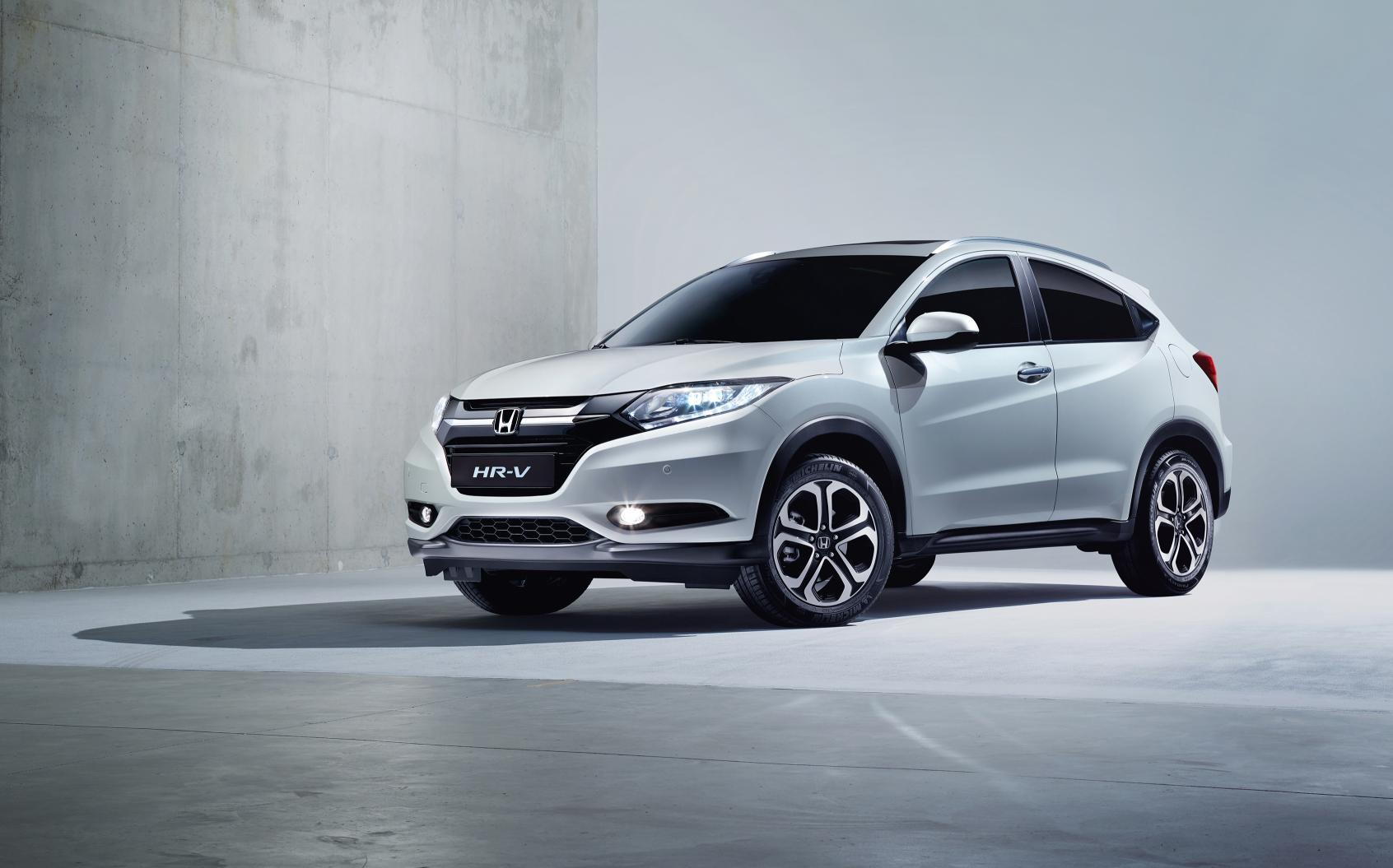 Honda HR-V, design da coupé in un SUV