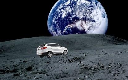 Hyundai Tucson Fuel Cell: dalla terra alla luna senza Co2