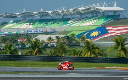 Test Sepang: speciale Race Anatomy