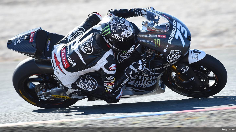 Moto2 e Moto3: da oggi i test IRTA a Valencia