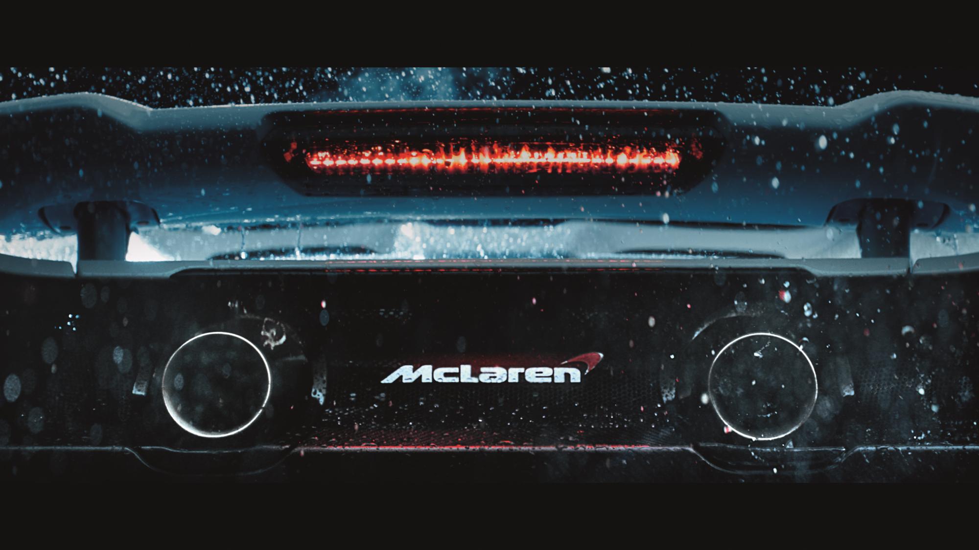 McLaren 675LT: fedele alla sua immagine iconica