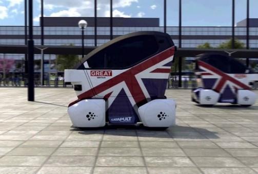 Guida autonoma: la Gran Bretagna dice sì