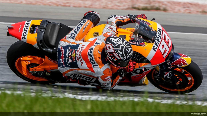 MotoGP: Marquez davanti, la GP15 vola