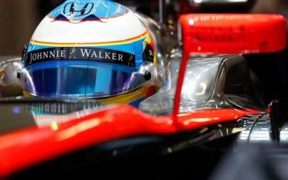 Test F1: incidente per Alonso, trasportato in ospedale