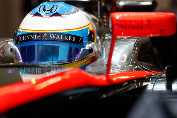 Test F1: incidente per Alonso, trasportato in ospedale