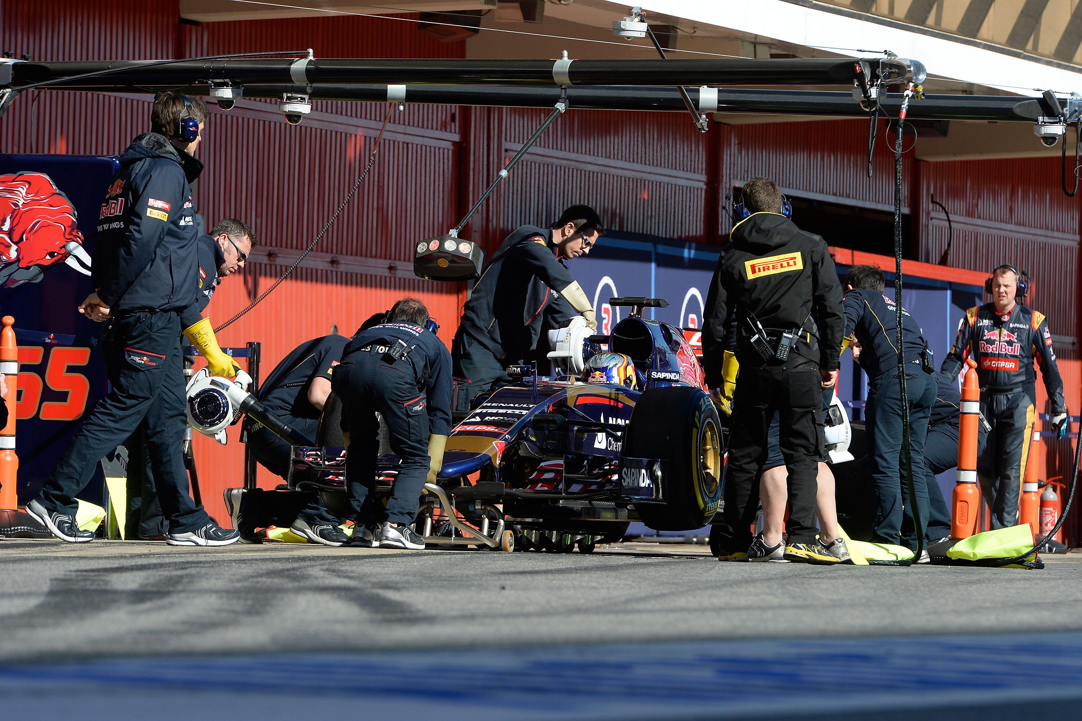 Pirelli: il punto sui test a Barcellona