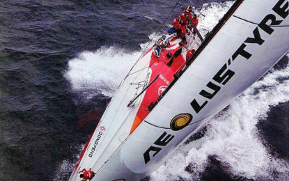 Aeolus Tyres e Volvo Ocean Race: technology meets performance!