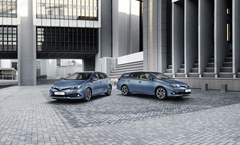 Svelata la nuova Toyota Auris