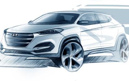 Hyundai Tucson: la prima immagine