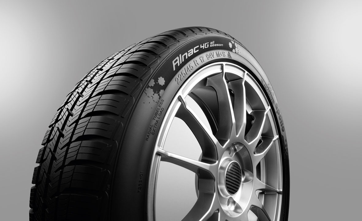 Alnac 4G All Season by Apollo Tyres
