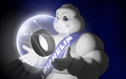 Doppio premio per Michelin al Tire Technology Expo