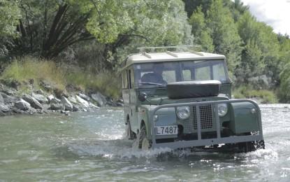 A quattro amici, con amore, da Land Rover