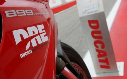 Ducati Riding Experience: grandi novità