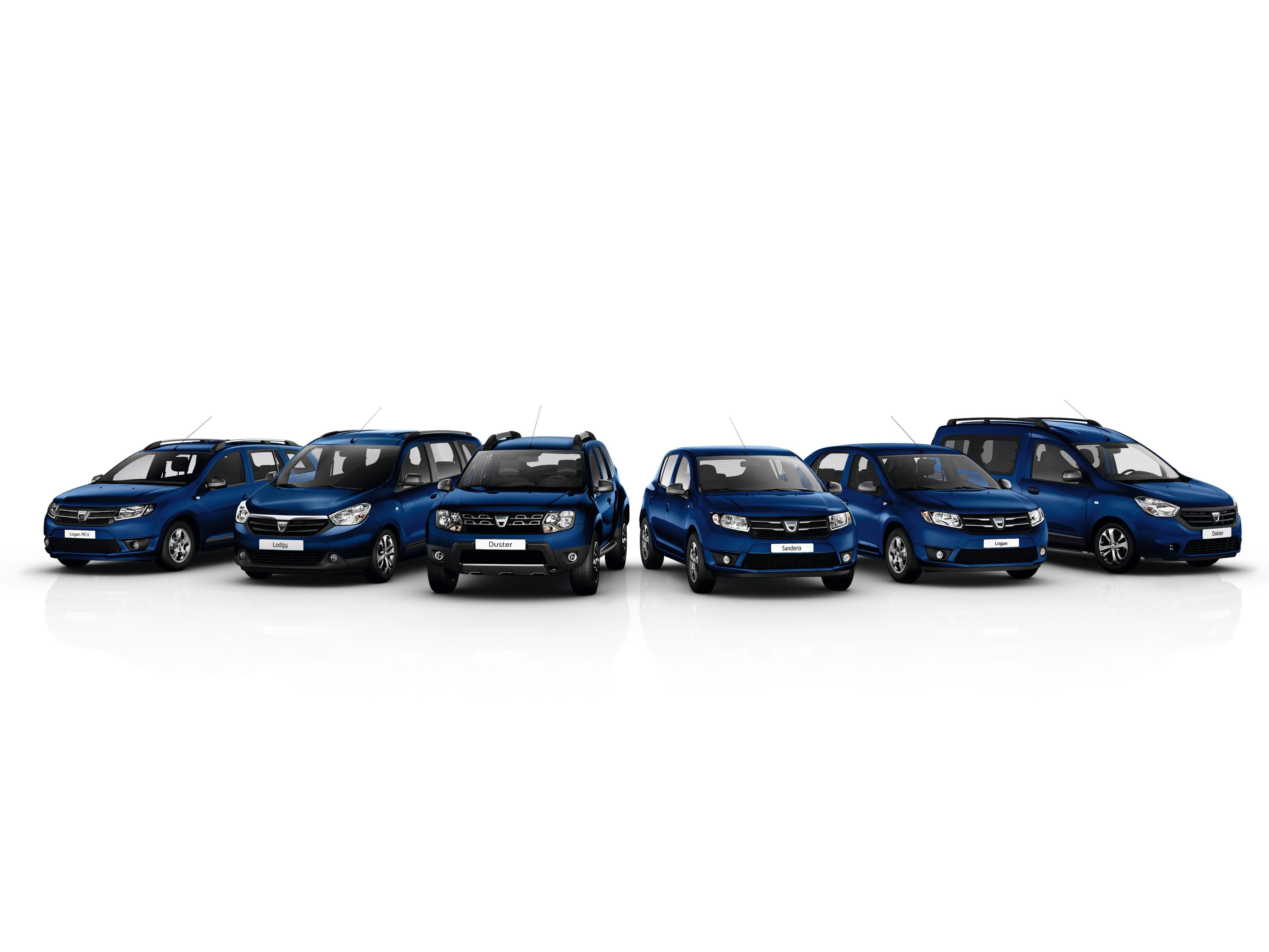 Dacia: prima Serie Limitata per tutta la gamma