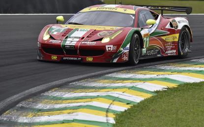 Davide Rigon con AF Corse nel FIA WEC