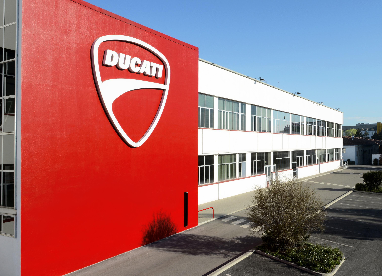Ducati chiude fino al 25 marzo per riorganizzare le linee di produzione