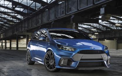 Ford Focus RS: l'attesa è finita!