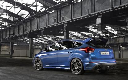 Ford al Palexpo con Focus RS, la GT e le altre…