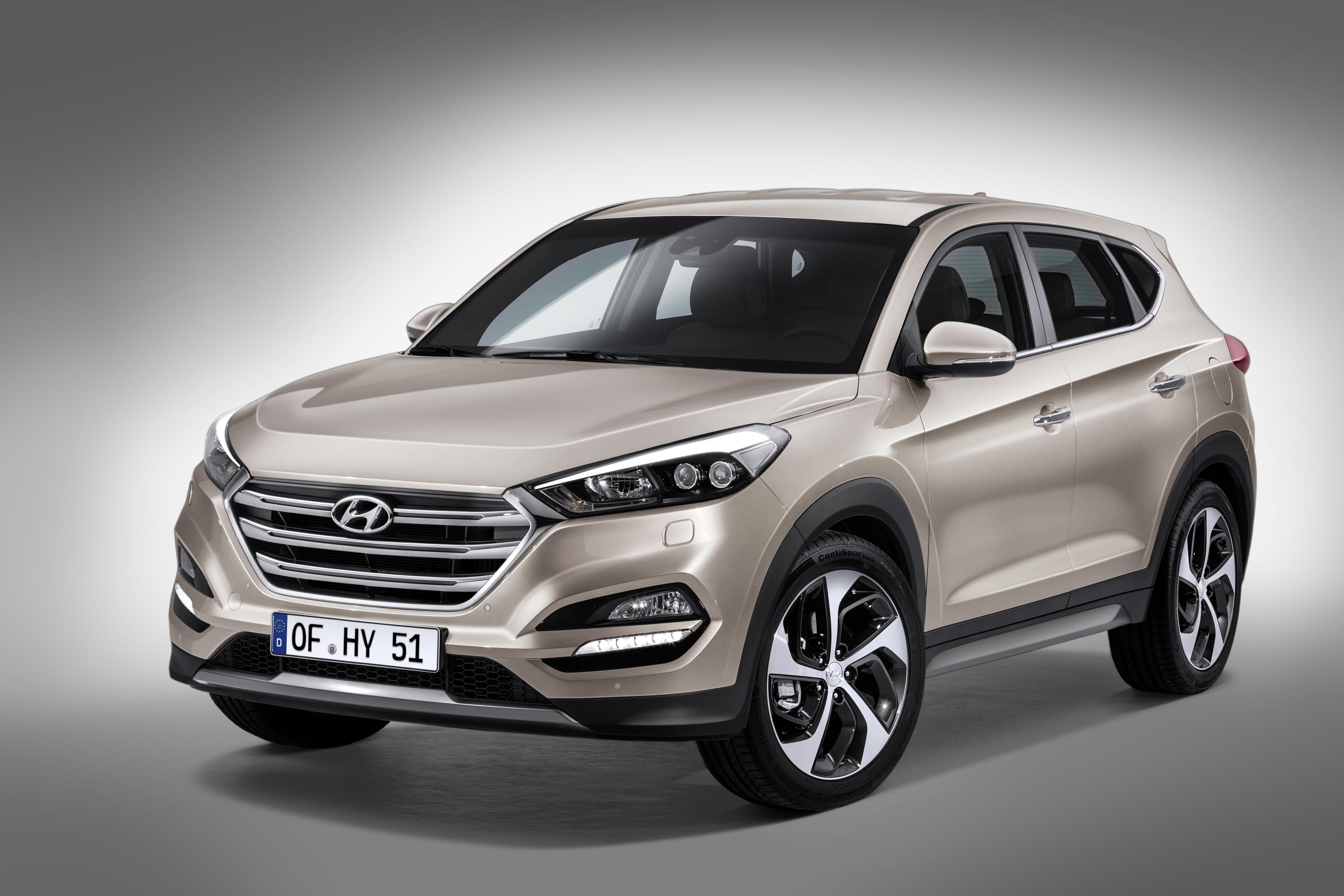 Hyundai Tucson: anteprima mondiale a Berlino