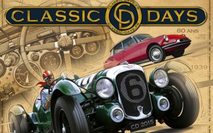 Classic Days: l'edizione 2015 a maggio