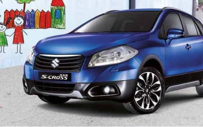 Suzuki S-Cross: Porte Aperte con promozione Flex