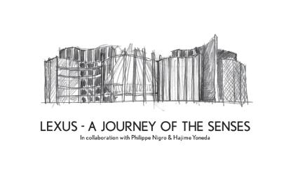 Lexus: viaggio nei sensi alla Milan Design Week