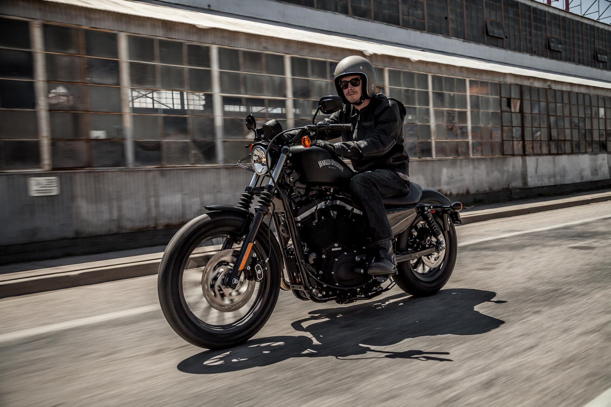 Harley-Davidson: open day il 3-4 ottobre