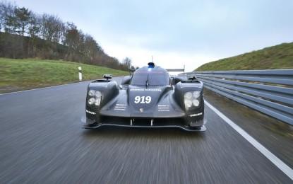 Porsche 919 Hybrid a Le Mans e al WEC
