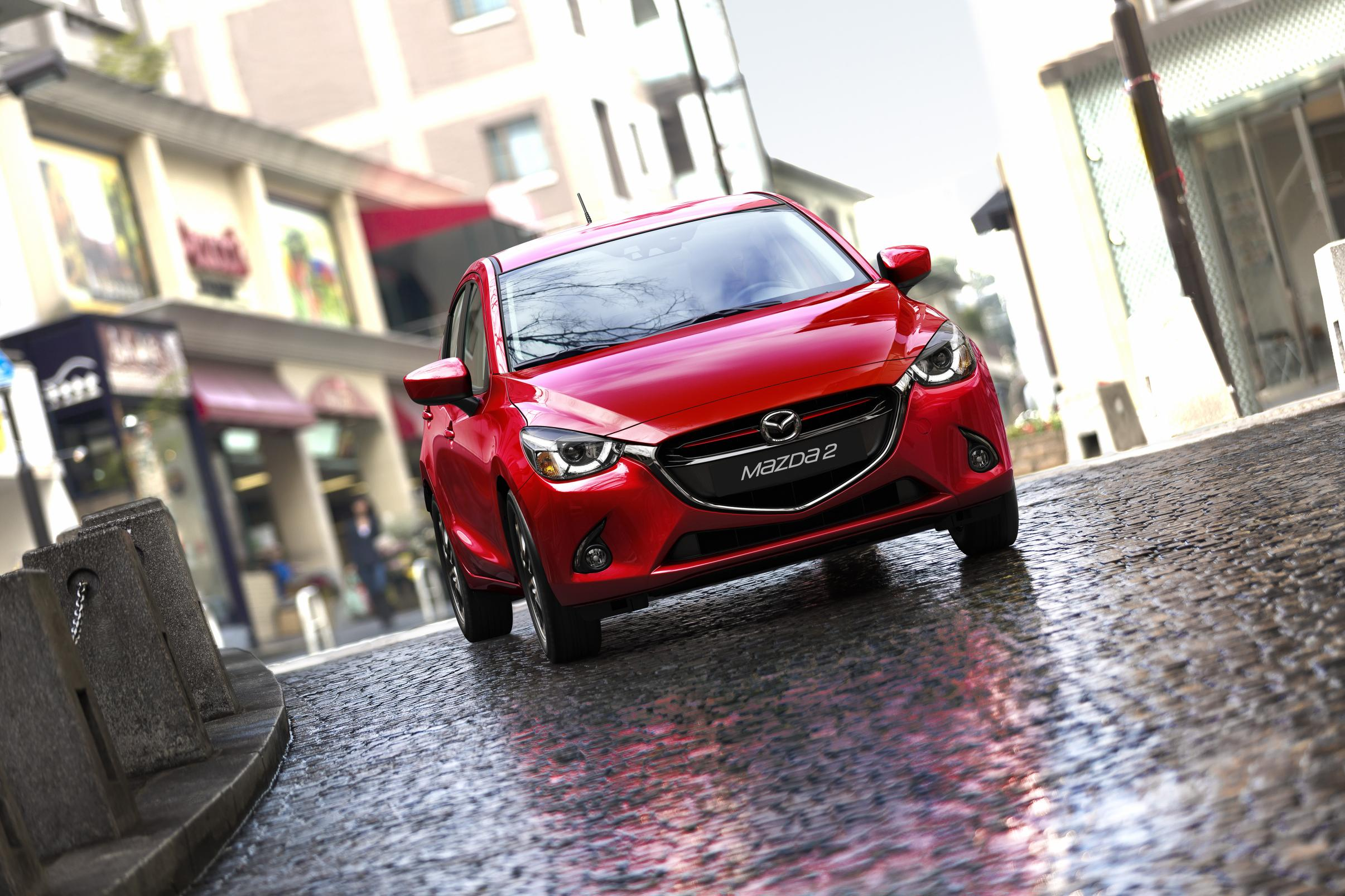 Mazda2 alla Fashion Week milanese