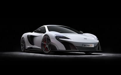 McLaren 675LT: bellezza e prestazioni svelate