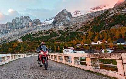 Ducati Multistrada Experience con il Winter Tour