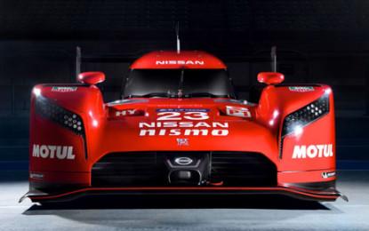 Motul partner di Nissan NISMO nel WEC