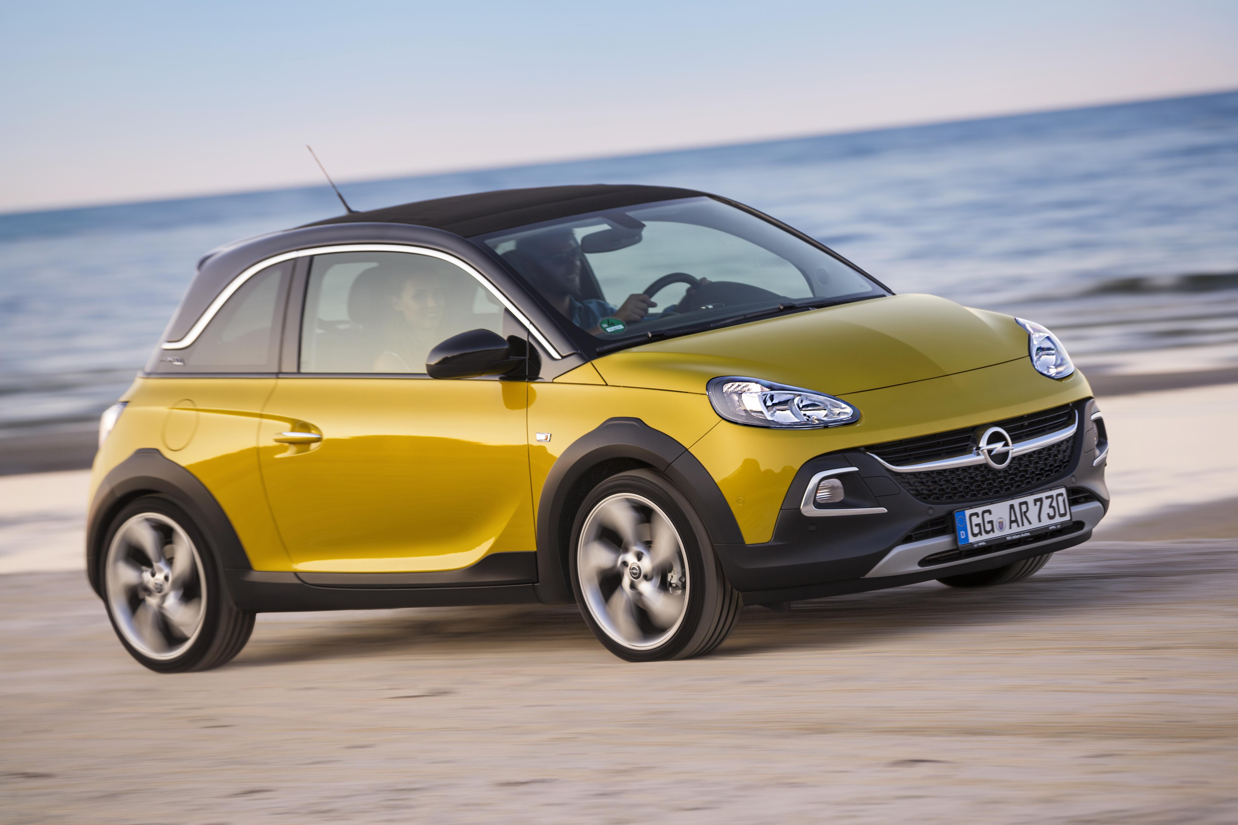 Opel: a gennaio vendite oltre il 7% in Europa