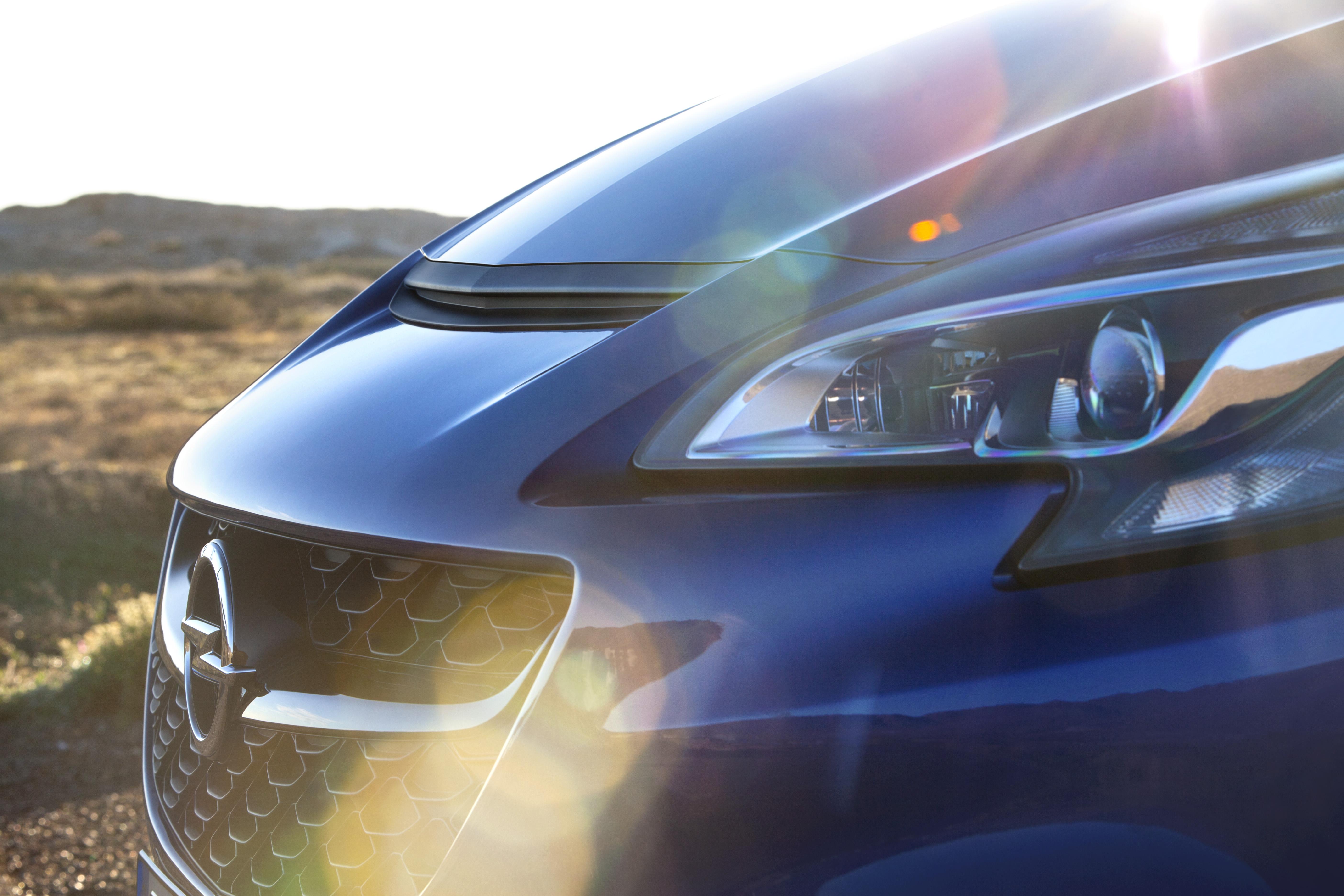 Nuova Opel Corsa OPC: l'atleta debutta a Ginevra
