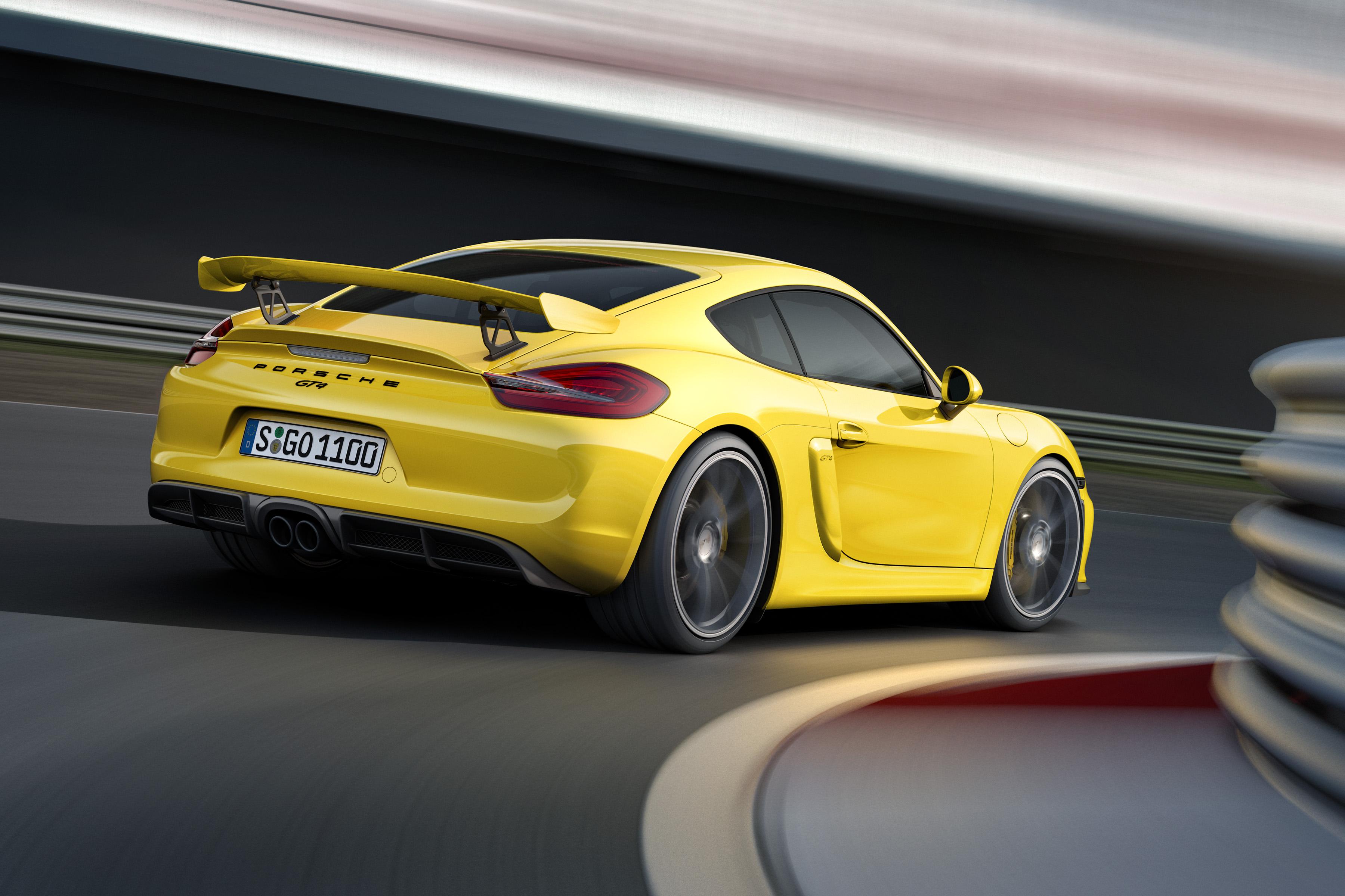 Porsche: anteprime high performance