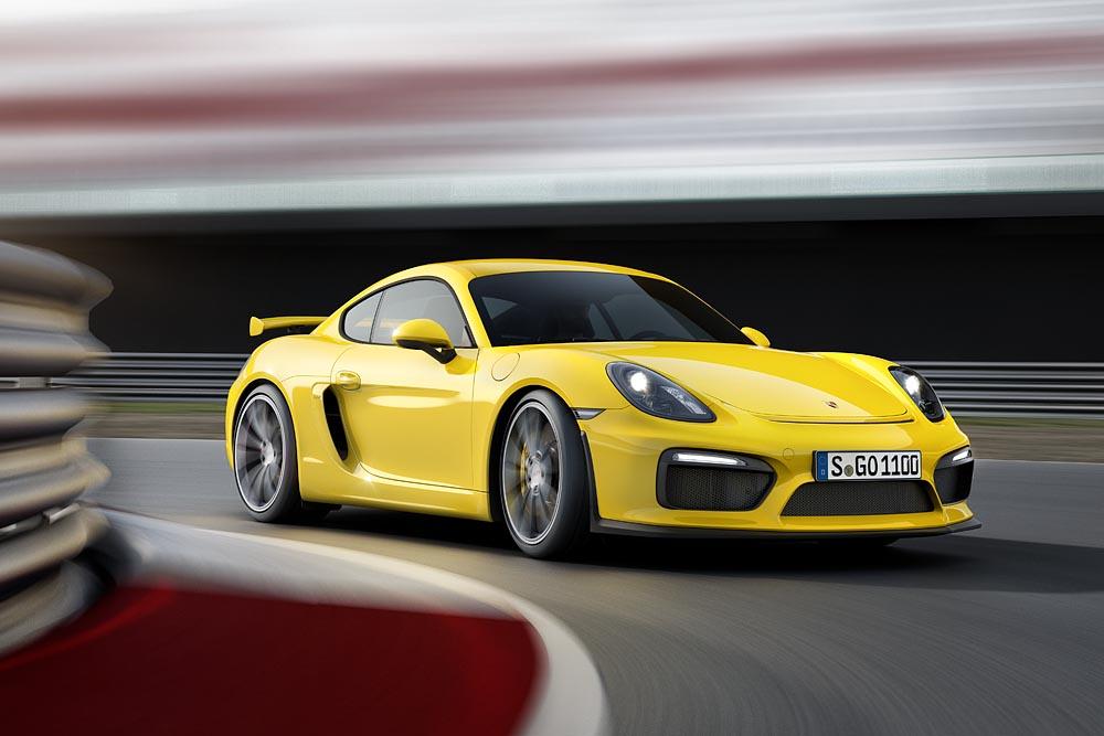 Porsche Cayman GT4: nuovo riferimento