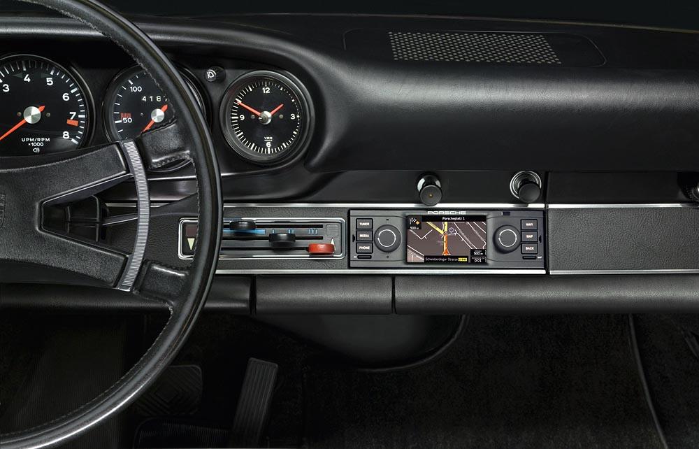 Porsche Classic: radio/navigazione per le Oldtimer