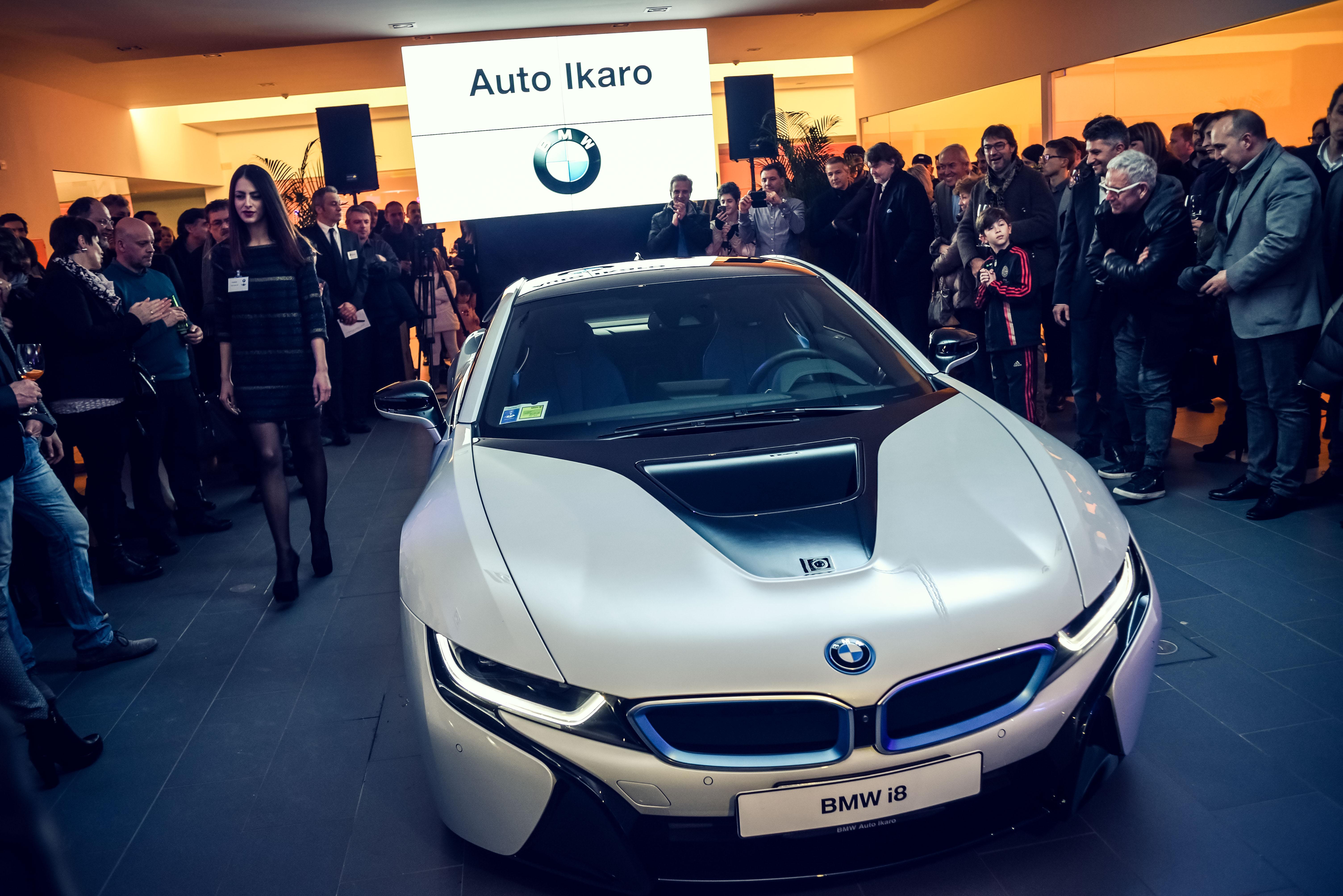 BMW Auto Ikaro di Bolzano nominata Agente BMW i