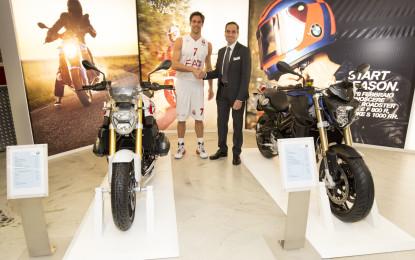 BMW Milano e EA7 per la R 1200 R e la F 800 R