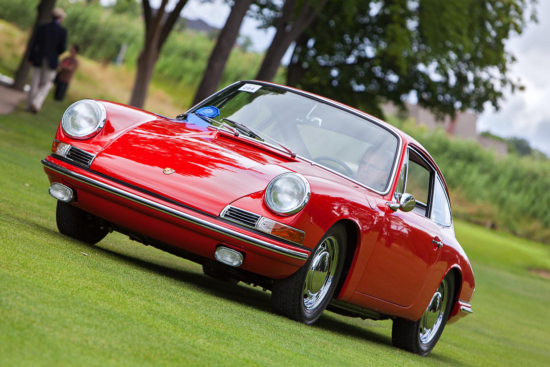 Porsche in mostra a Cherasco