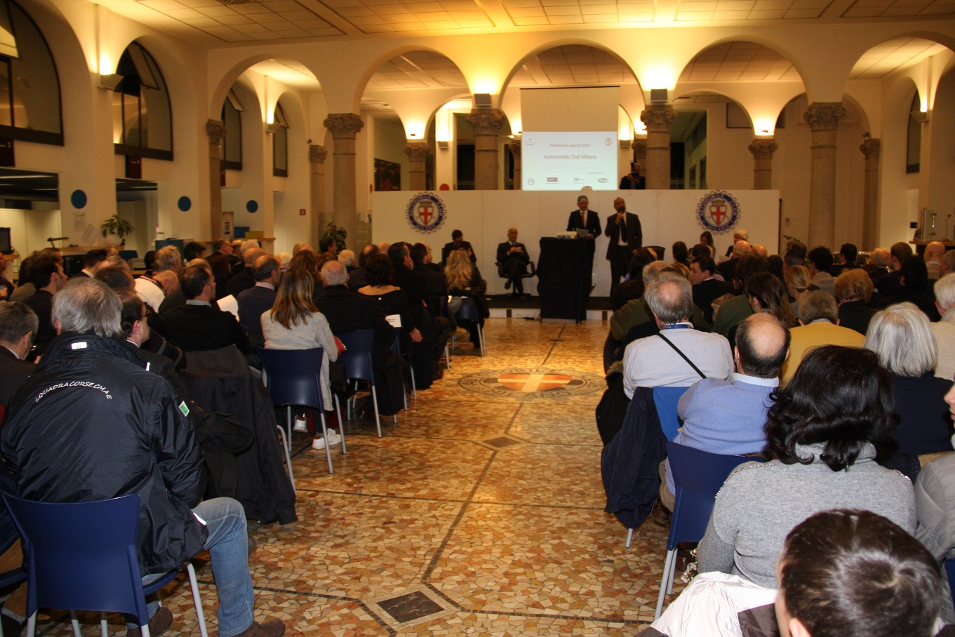 AC Milano: consegnati i premi 2014