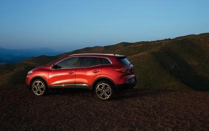 ANTEPRIMA: Renault KADJAR