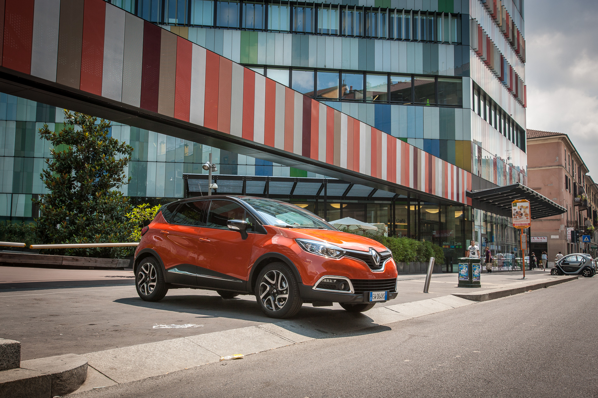 Renault Captur con il nuovo Energy DCI 110
