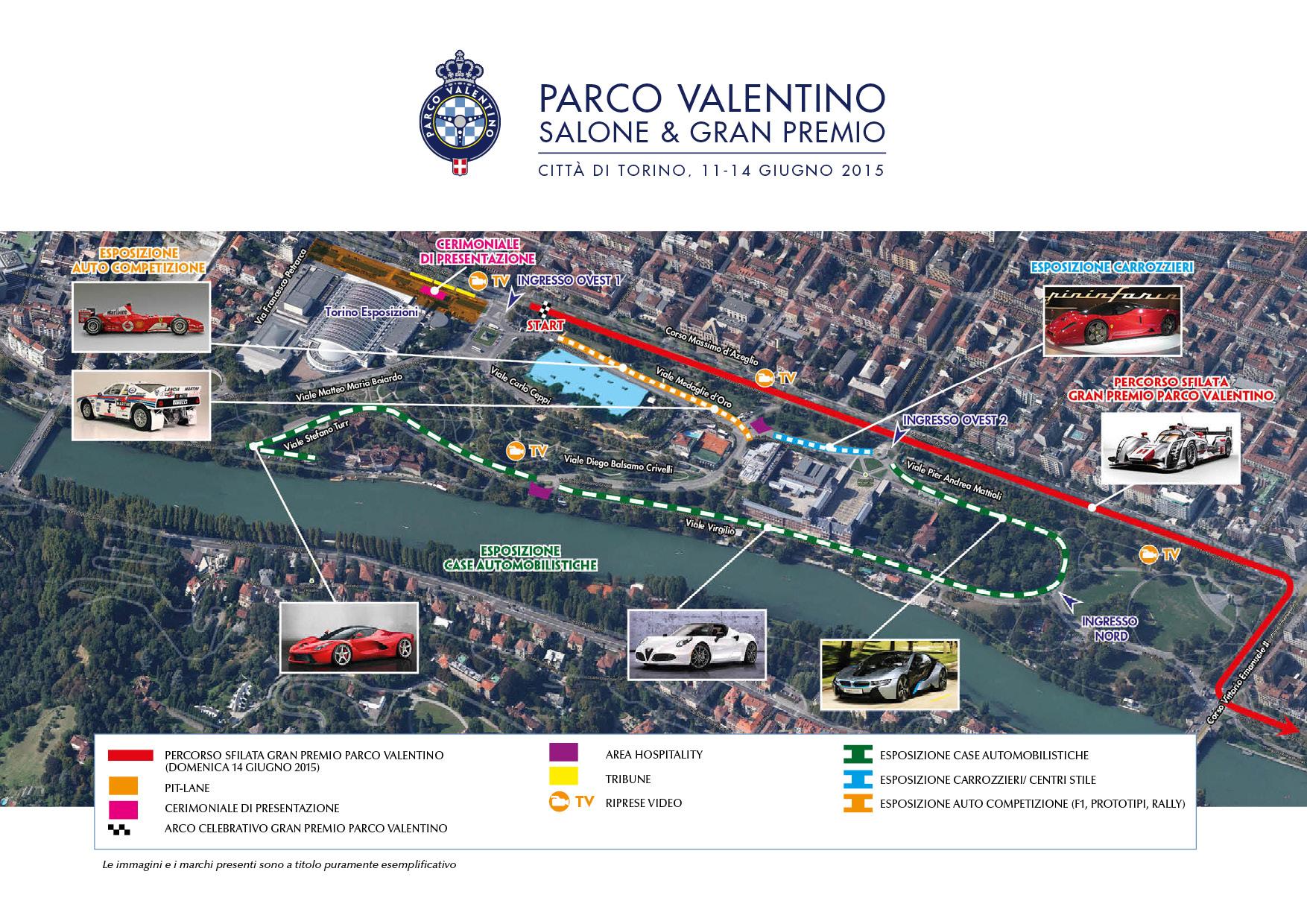 Torino: a giugno torna il Salone dell'Auto. Con Gran Premio