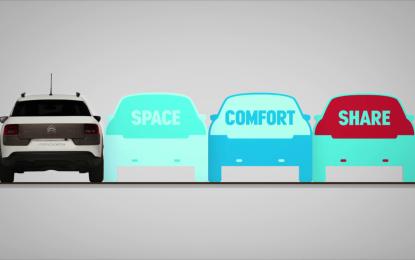 Citroën: creatività e tecnologia al servizio del benessere