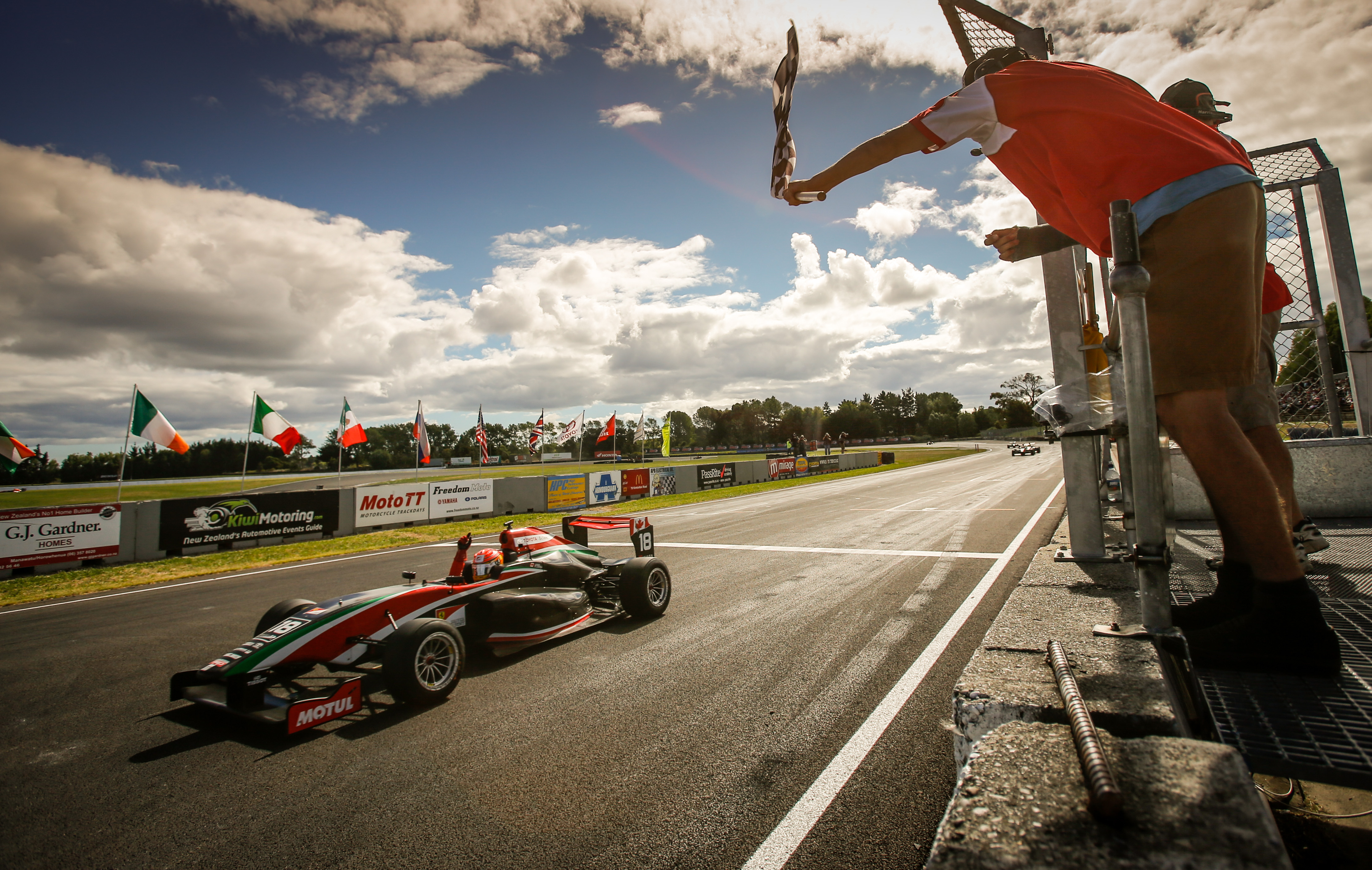 Toyota Racing Series: Stroll campione d'inverno