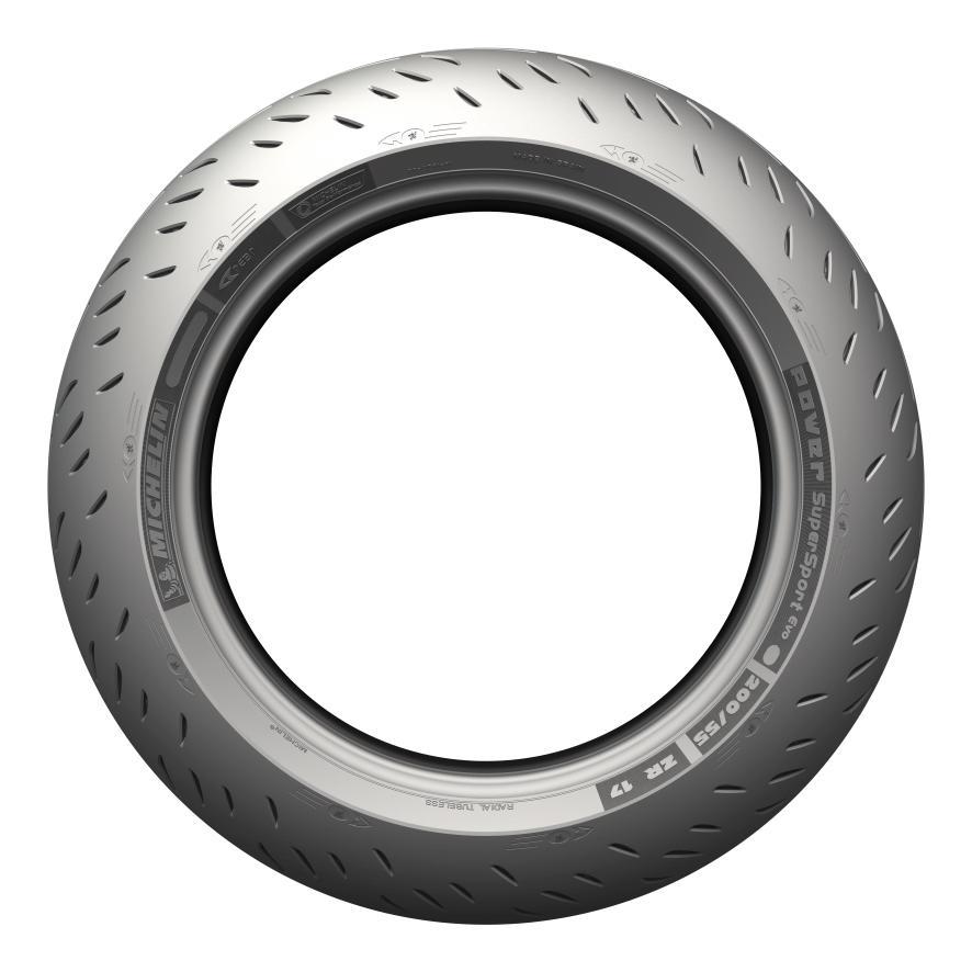 Michelin: sei novità Hypersport e pista nel 2015